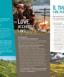 Occhito Riding Holidays - Escursioni